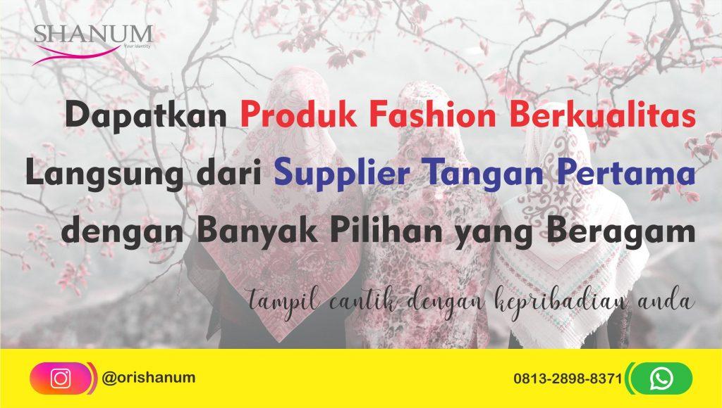 supplier baju muslim tangan pertama solo