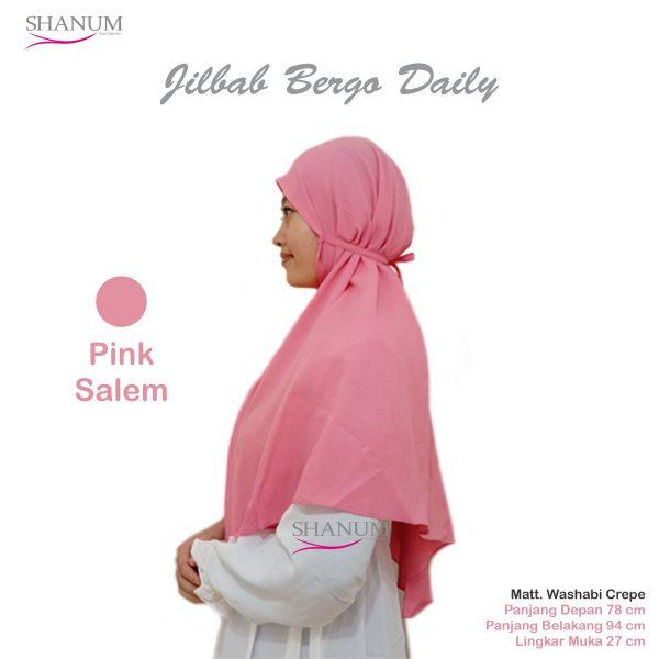 reseller Jilbab bergo daily
