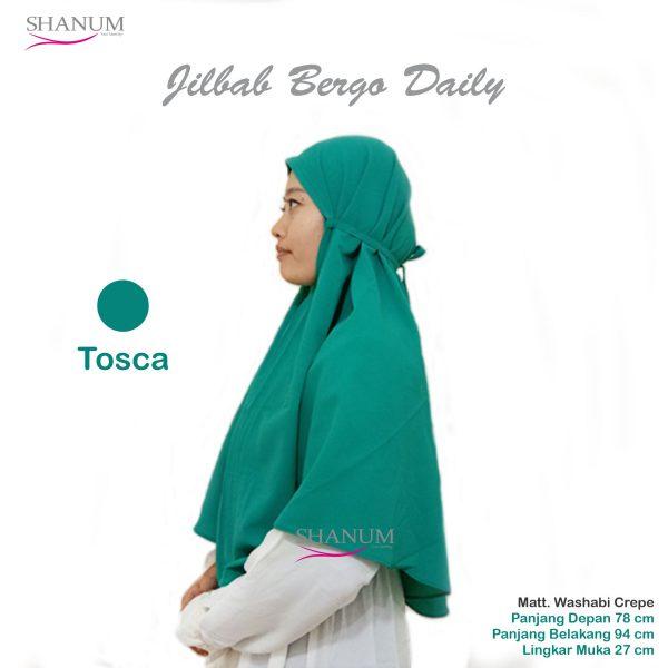 grosir Jilbab bergo daily